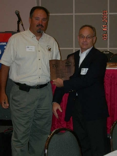Jack Stacy, 2009 Operator of the Year
